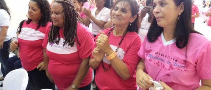 Congresso Mulheres de Valor do Distrito Nordeste Meridional