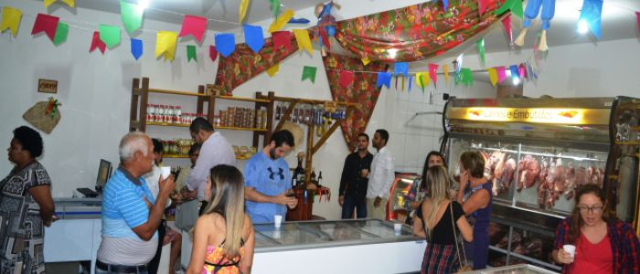 Gran Filé chega a Penedo com diversidade em carnes nobres, laticínios artesanais e bebidas importadas