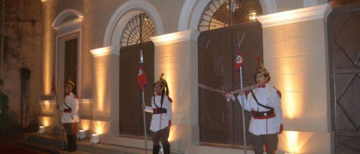 Em clima de muito glamour, Theatro Sete de Setembro é reinaugurado em Penedo