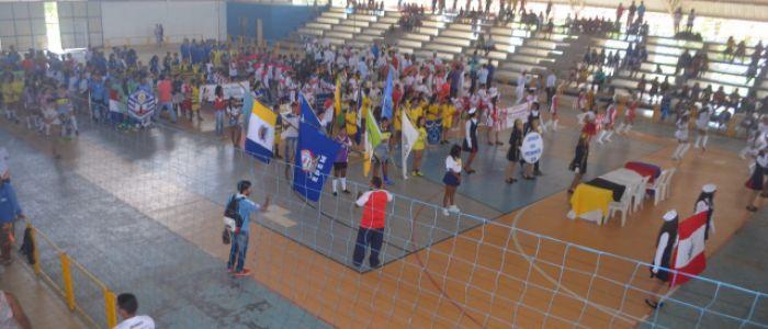 Prefeitura promove Jogos Estudantis da Primavera na cidade de Penedo