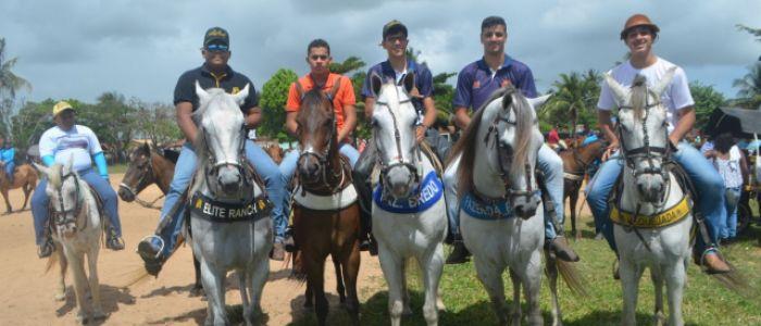 4ª edição da Cavalgada Ruy Freire movimenta Penedo