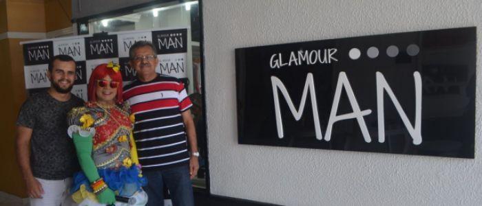 Loja Glamour Man é inaugurada com festa no Centro de Penedo