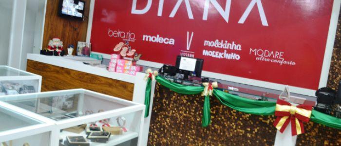 """""""Diana Moda"""" lança coleção Primavera/Verão e continua com descontos incríveis para o Natal"""