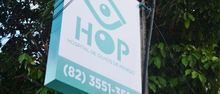 Penedo ganha moderno hospital especializado em consultas e cirurgias oftalmológicas