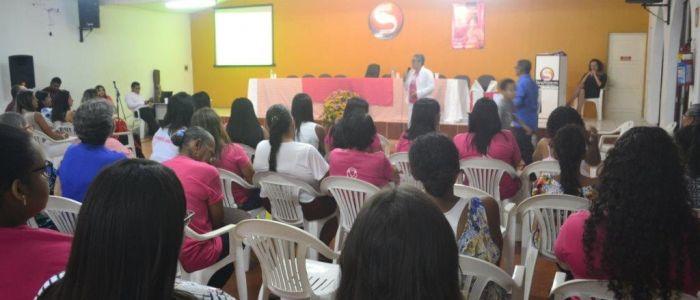 Ação sobre câncer reúne especialistas nas áreas do Direito, Enfermagem e Psicologia