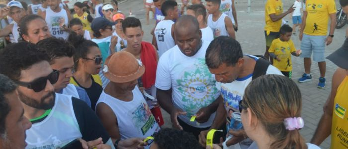 Com a presença de 120 atletas, corrida rústica de Bom Jesus é realizada em Penedo