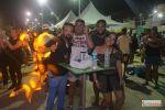 Orla de Penedo fica lotada na 2ª noite do Penedo MotoFest