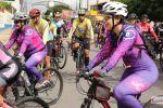 Recorde: mais de mil ciclistas participam da etapa Penedo do Circuito Integração