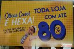 Fotos: Filial da Óticas Carol encerra mês de aniversário com promoções em Penedo