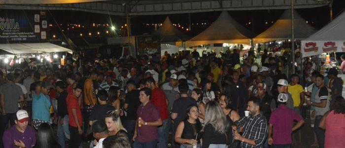Parque 3K lota durante competição e shows musicais