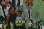 Dia Especial: Deficiente visual total festeja aniversário com amigos de classe em Penedo