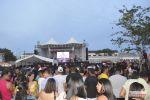 Saulo Fernandes canta e encanta público durante o 2º dia do Penedo Náutico