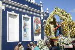 Festa de Bom Jesus é encerrada com procissão e show de Adriana Arydes em Penedo