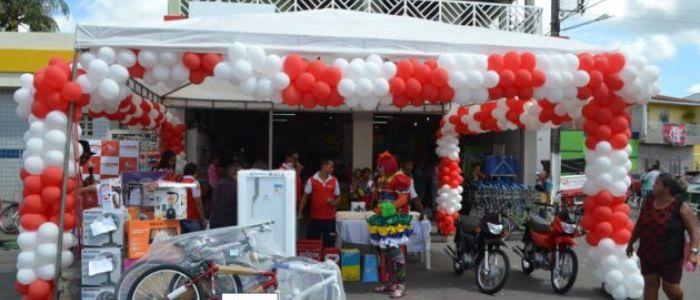 Mercado Centenário sorteia mais de R$ 20 mil em prêmios em Piaçabuçu