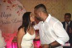 João Lucas e Karina Evellyn oficializam relação durante cerimônia de noivado em Penedo