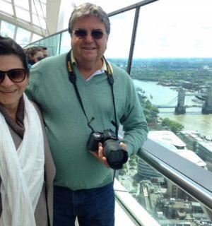 Valmir Lessa e Francisca Lima comemoram 39 anos de casamento
