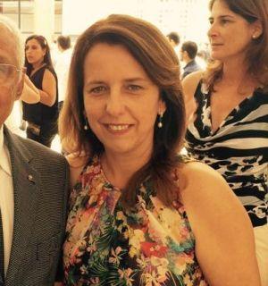 Nesta quarta-feira (8) quem festeja idade nova é Adriana Vieira