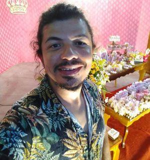 Maik Vieira comemora mais uma passagem natalícia em Penedo