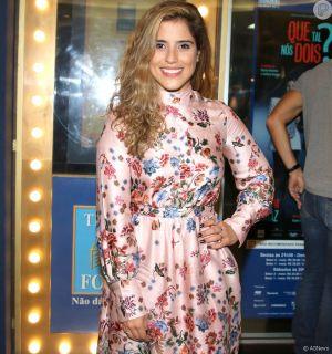 Camilla Camargo sofreu pressão para emagrecer: 'Para ter personagens bons'