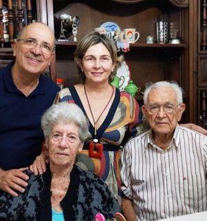 Bodas de Platina: Maria e Hélio Lopes festejam 65 anos de companheirismo