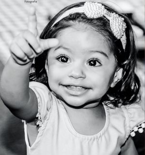 Juliana Alves exibe foto da filha e fãs notam semelhança com personagem: 'Moana'