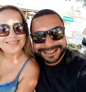 João Lucas e Ivinha comemoram 16 anos de casamento