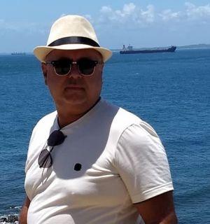 Sergio Marinho comemora passagem natalícia neste dia 2 de janeiro