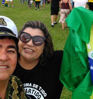 Penedenses marcam presença em cerimônia de posse do Presidente do Brasil