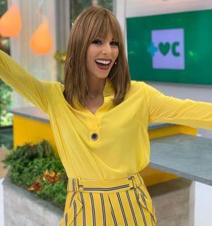 Ana Furtado ganha aprovação da web em estreia no 'Mais Você'