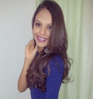 Erilanne Gomes é a festejada quarta-feira, 16 de janeiro, em Penedo