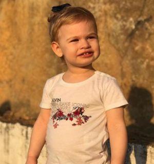 Maria Júlia comemora 2 aninhos nesta segunda (28)