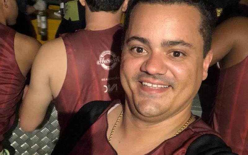 Rodrigo Regueira comemora idade nova nesta quarta-feira, 27