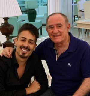 Penedense Carlinhos Maia é convidado para estrelar filme de Renato Aragão