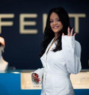 Rihanna lança nova grife com grupo da Louis Vuitton em Paris