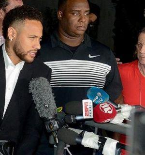 Neymar presta novo depoimento e pode complicar bastante a vida de Najila Trindade; confira o que ele disse