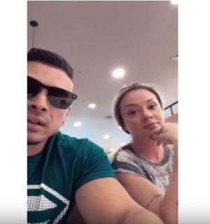 Juju Salimeni e Felipe Franco anunciam fim do casamento