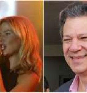 Paula Toller entra na Justiça contra PT e Haddad