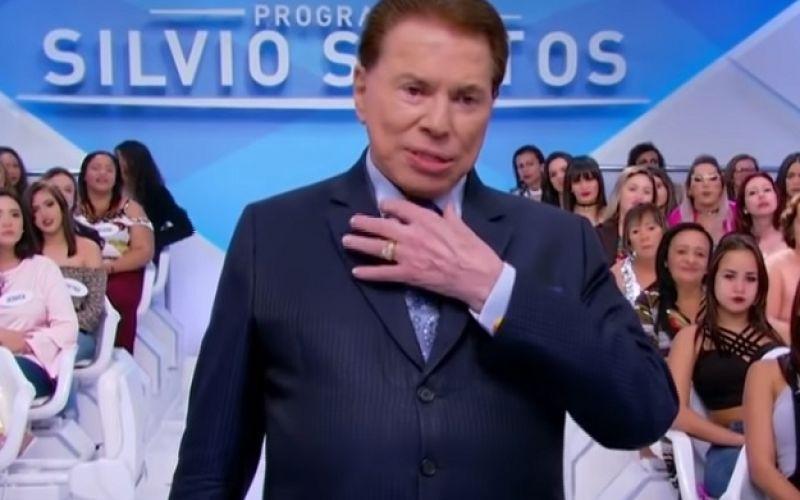 Silvio Santos tem sumiço decretado do SBT e Patrícia mostra vídeo revelador dele em casa