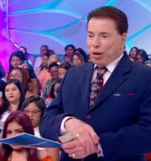 Silvio Santos revela ao vivo que escondeu mulher secreta, se diz arrependido e vai às lágrimas