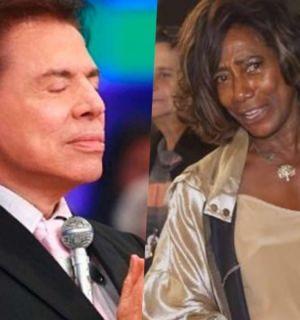 Gloria Maria quebra regra da Globo, é flagrada com Silvio Santos e gera correria nos bastidores