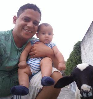 Rafael Alves comemora idade nova nesta quarta, 25 de setembro