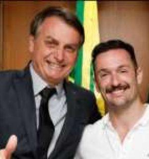 Diego Hypólito desabafa após críticas por foto com Bolsonaro: 'Estou deprimido'