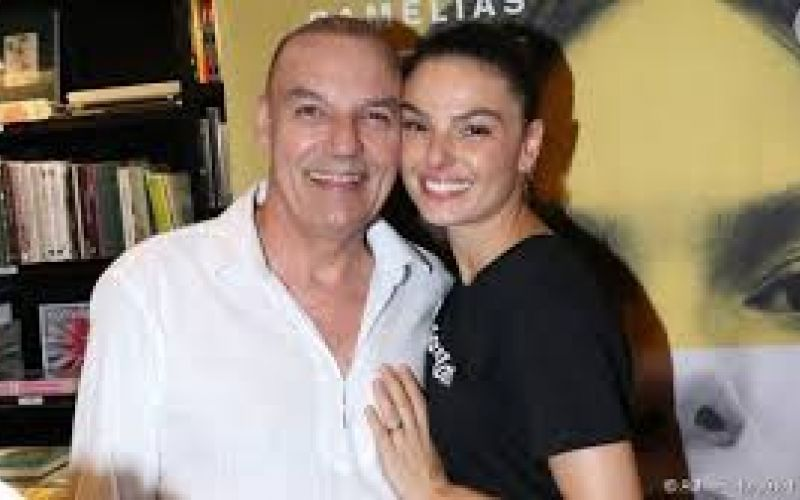 Pai de Isis Valverde sofre mal súbito e morre durante trilha em MG