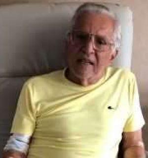 Internado, Carlos Alberto de Nóbrega descobre infecção na próstata