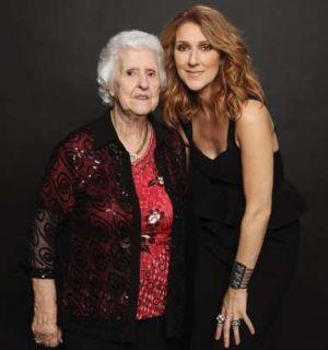 Mãe de Celine Dion morre aos 92 anos de idade