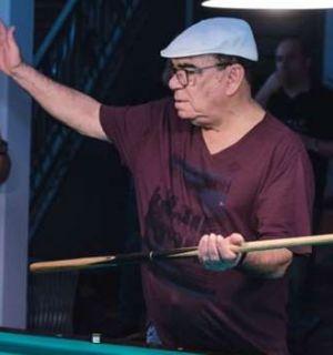 Rui Chapéu, lenda da sinuca brasileira, morre aos 79 anos vítima de infarto