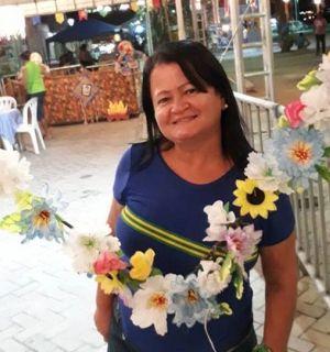 Rita Nunes festeja mais um ano de vida na cidade de Penedo