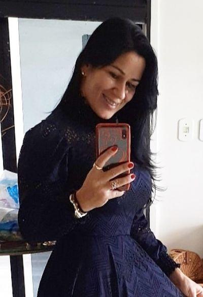 Edvania da Silva comemora idade nova nesta quarta, 29, em Penedo