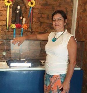 Lucila Rocha é a festejada desta quarta, 17 de junho, em Penedo