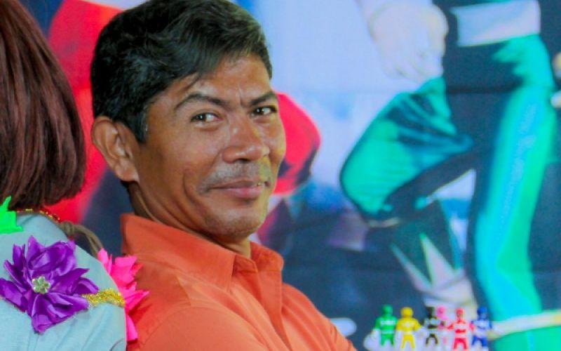 Dyddo Santos comemora mais um ano de vida nesta quarta, 15, em Penedo